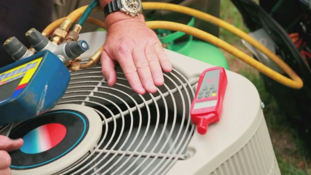 Salmons Heating & Air Conditioning