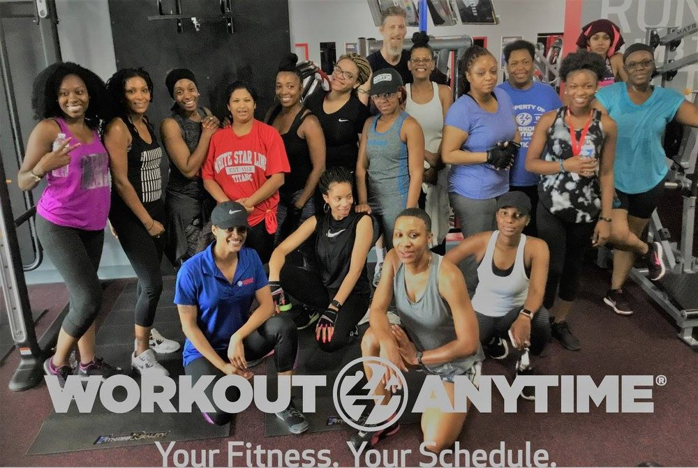Workout Anytime Snellville