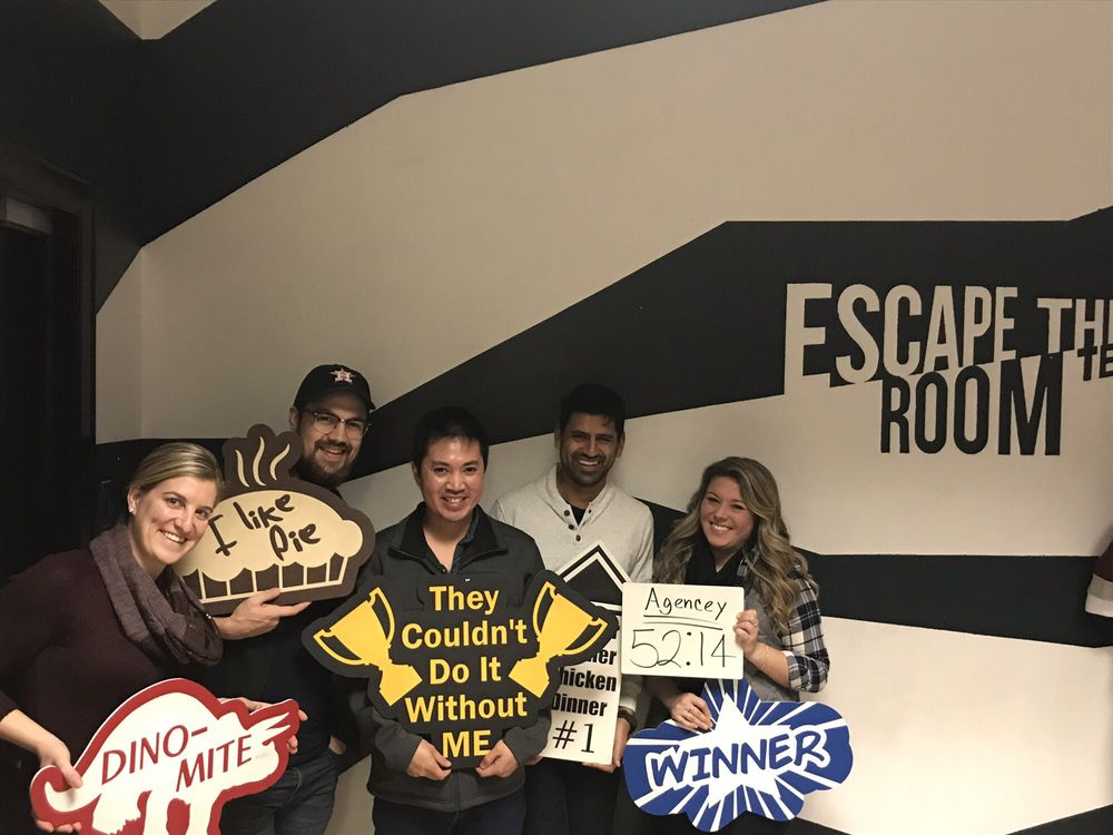 Escape The Room Texas: 3303 Louisiana, Houston, TX