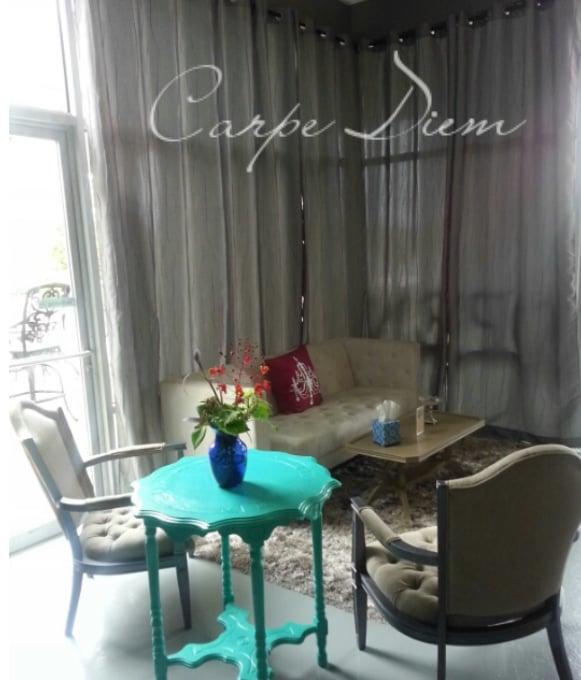 Carpe diem relaxation wellness spa spas 11510 space for Health spa retreats texas