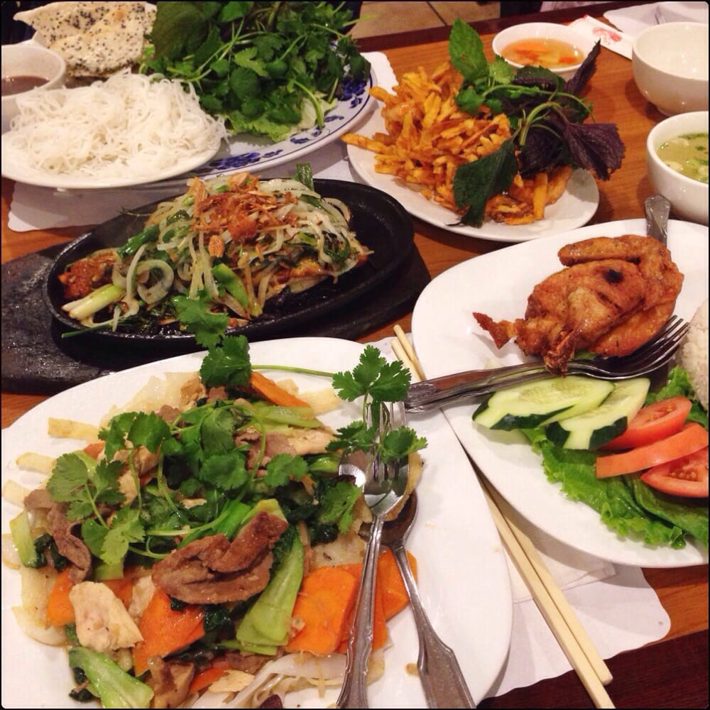A photo at Vien Dong Restaurant