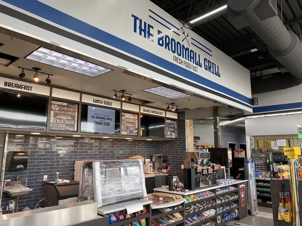 The Broomall Grill: 2590 W Chester Pike, Broomall, PA