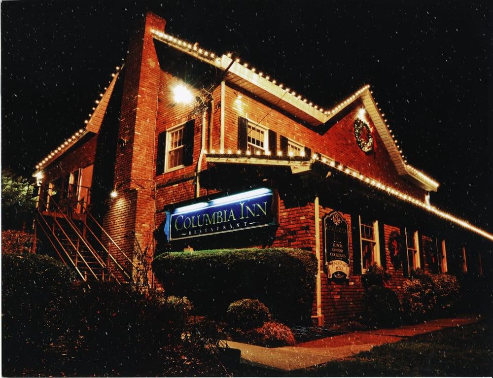 Big Italian Restaurants Near Me: Columbia Inn Restaurant