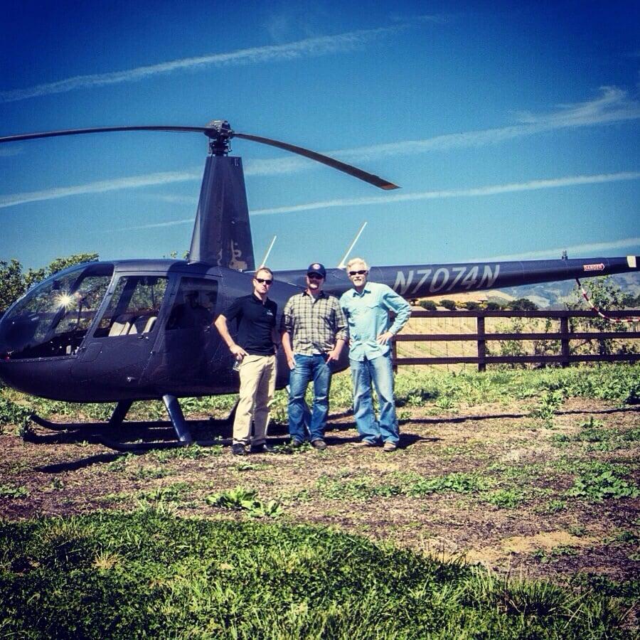 Santa Ynez Helicopter Tours