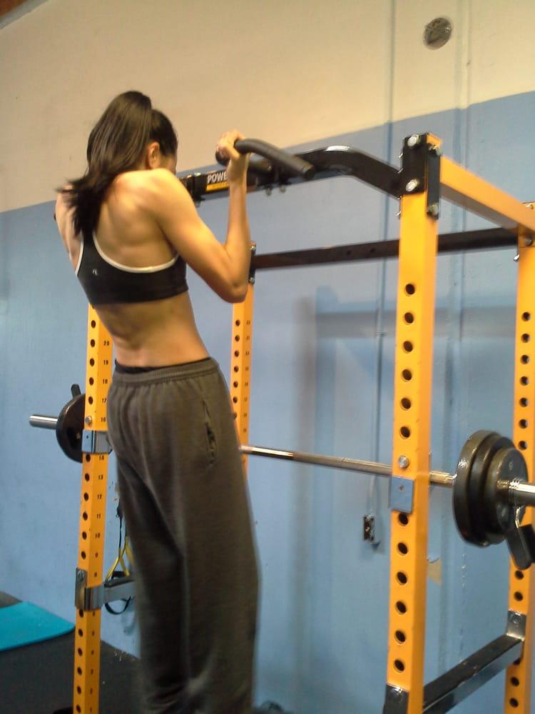 ISC Fitness Lifestyles: 716 San Antonio Rd, Palo Alto, CA