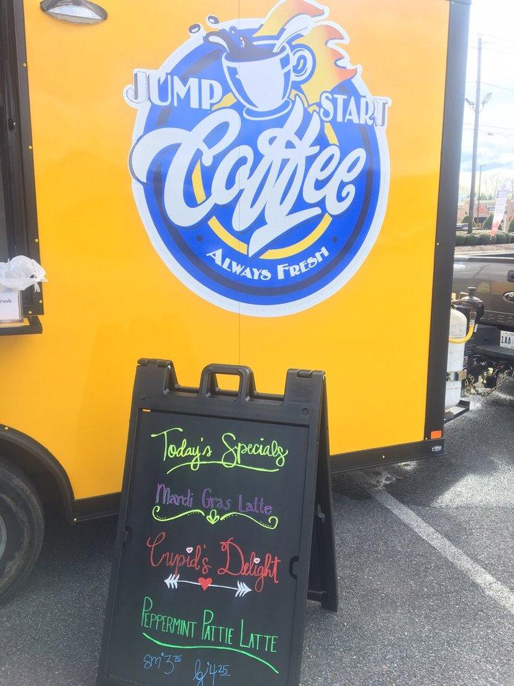 JumpStart Coffee: Meridian, MS