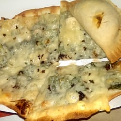 ... Garlic, Balsamic Butter & Parmesan Grilled Pizza $12 Butternut squash