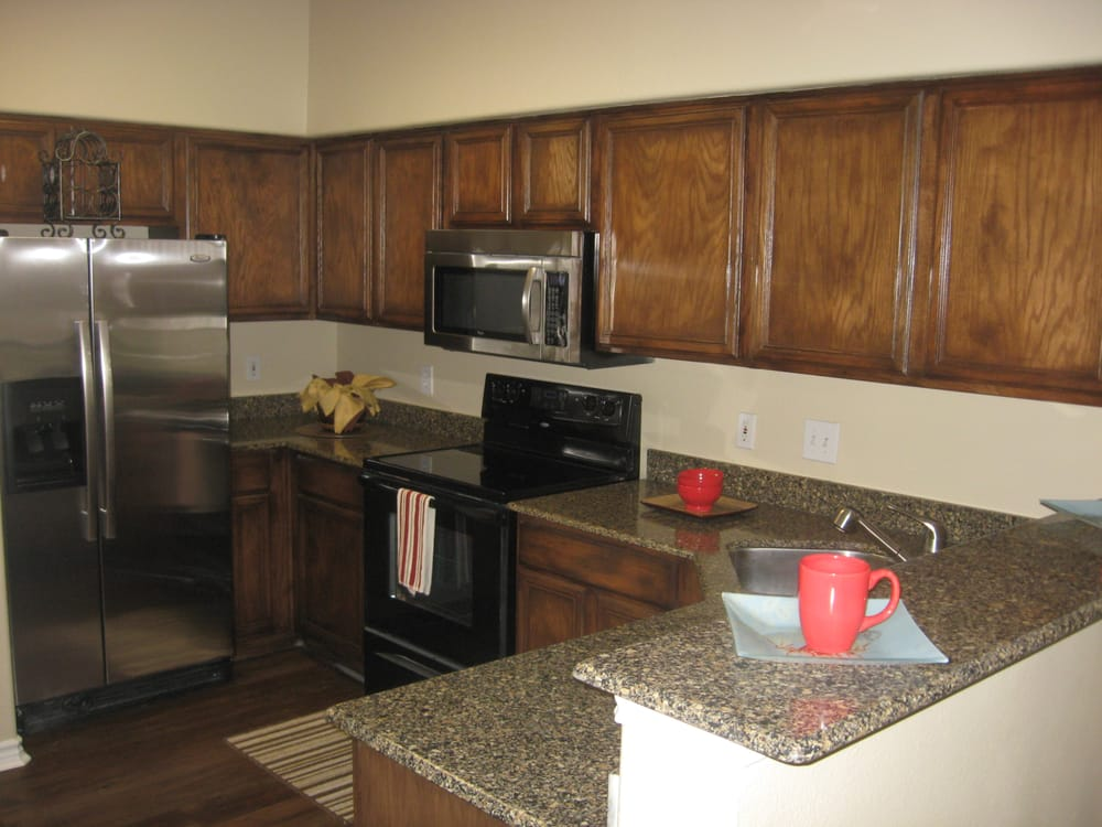 Photo Of San Montego Apartments   Houston, TX, United States. Stainless  Steel Appliances