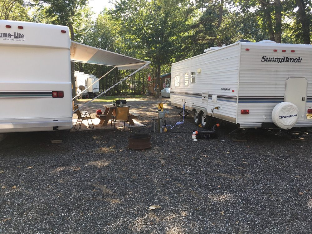 Waynesboro North 340 Campground: 1125 Eastside Hwy, Waynesboro, VA