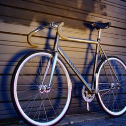 Fixie Bicycle Gallery Bikes 415 Edgewood Ave Atlanta Ga