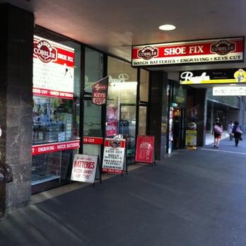 Shoe Shops Australia On Collins