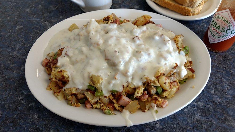 Chatterbox Cafe: 140 S Schuyler Ave, Bradley, IL