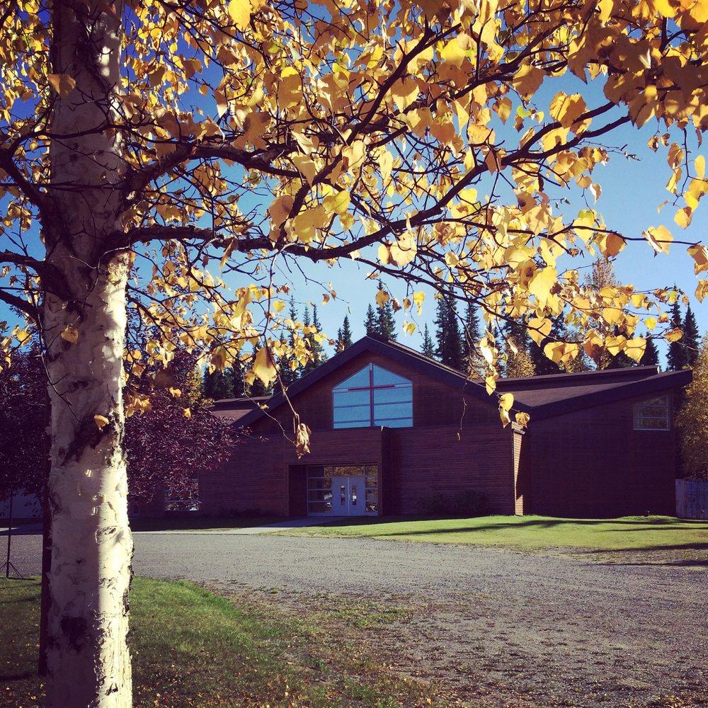 New Hope Methodist-Presbyterian Church: 2371 Bradway Rd, North Pole, AK