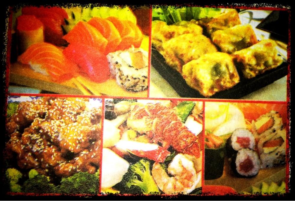 Hokkaido chinese japanese restaurant st ngt kinamat for Asian cuisine richmond hill ga