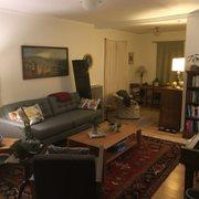 Photo Of Dania Furniture Portland Or United States Sofa And Walnut Coffee