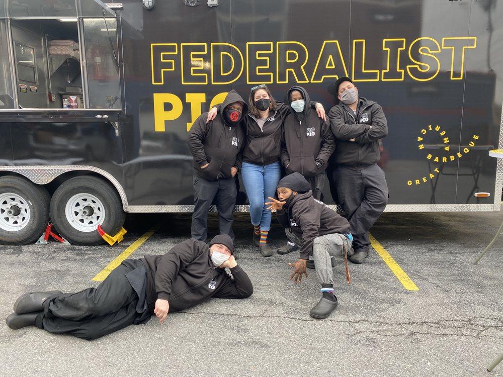 Federalist Pig: 5504 Baltimore Ave, Hyattsville, MD