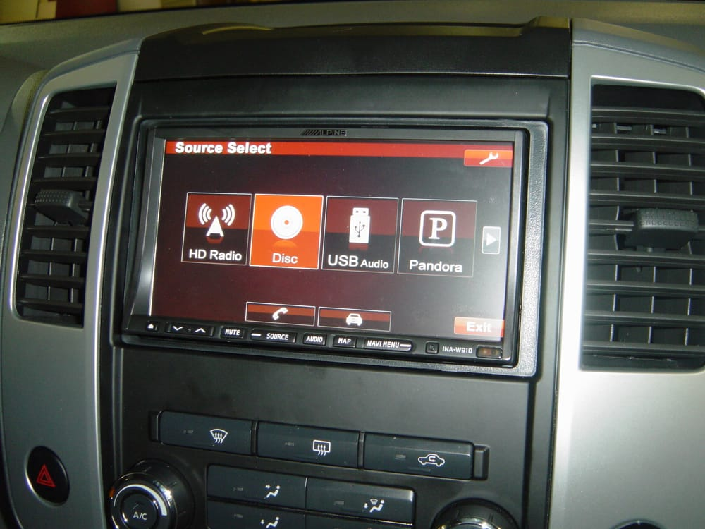 Pathfinder At Tire Review >> Nissan Frontier 2011 Upgrade - Yelp