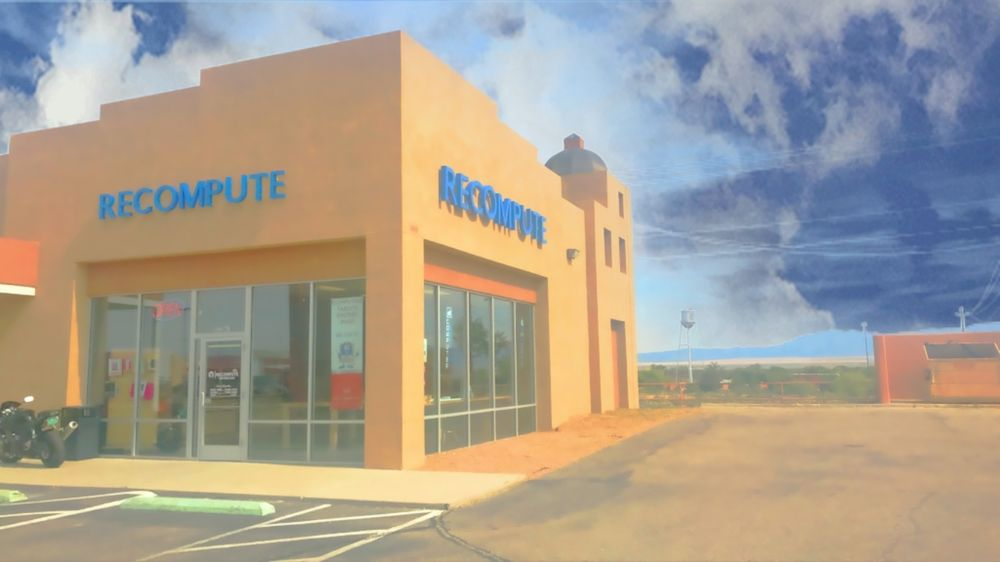 Recompute: 1400 Main St NW, Los Lunas, NM