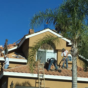 Attractive Photo Of RC Roofing   San Diego, CA, United States. Six Roofers Hard