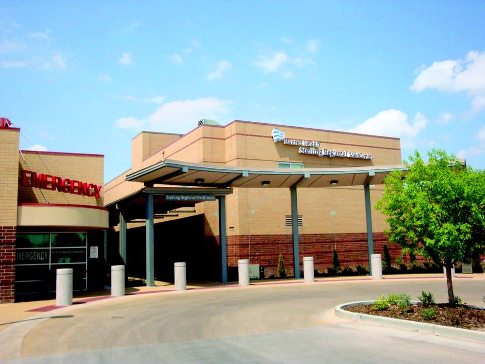 Sterling Regional MedCenter: 615 Fairhurst St, Sterling, CO