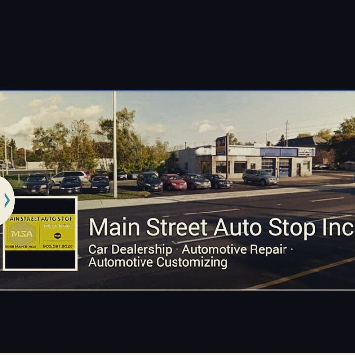 Main Street Auto Stop Inc Detailing 5988 Whitchurch Stouffville On Phone Number Yelp