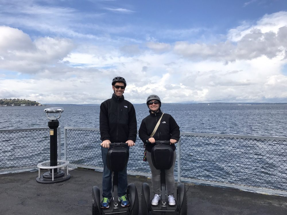 Seattle by Segway