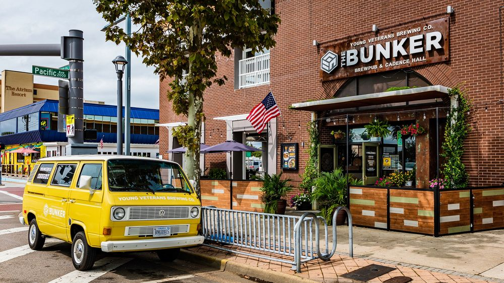 The Bunker Brewpub: 211 21st St, Virginia Beach, VA