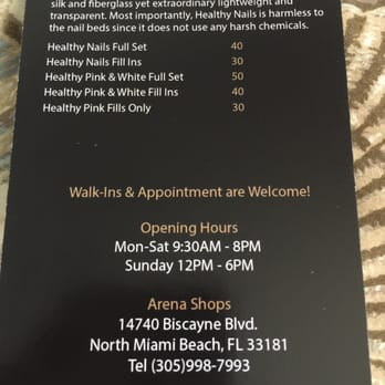 Photo of Venetian Nail Spa - North Miami Beach, FL, United States. Hours