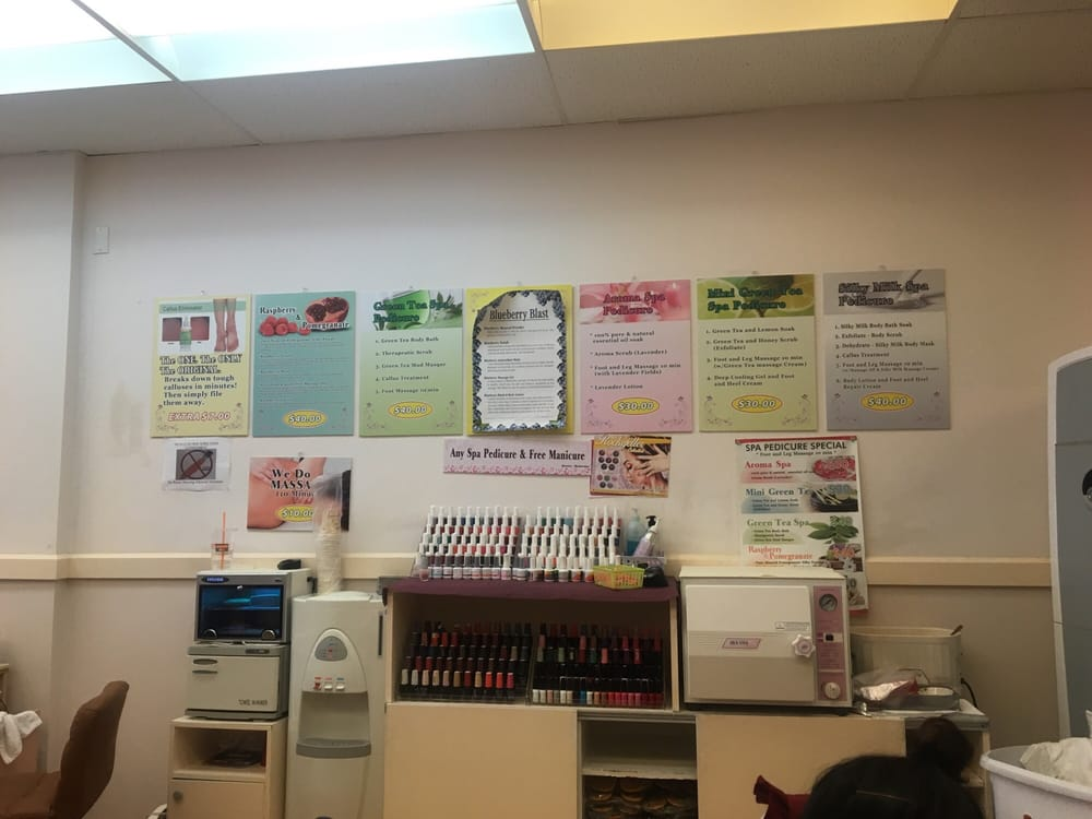 Nails bloom 17 photos nail salons 14945 14th ave for 14th avenue salon