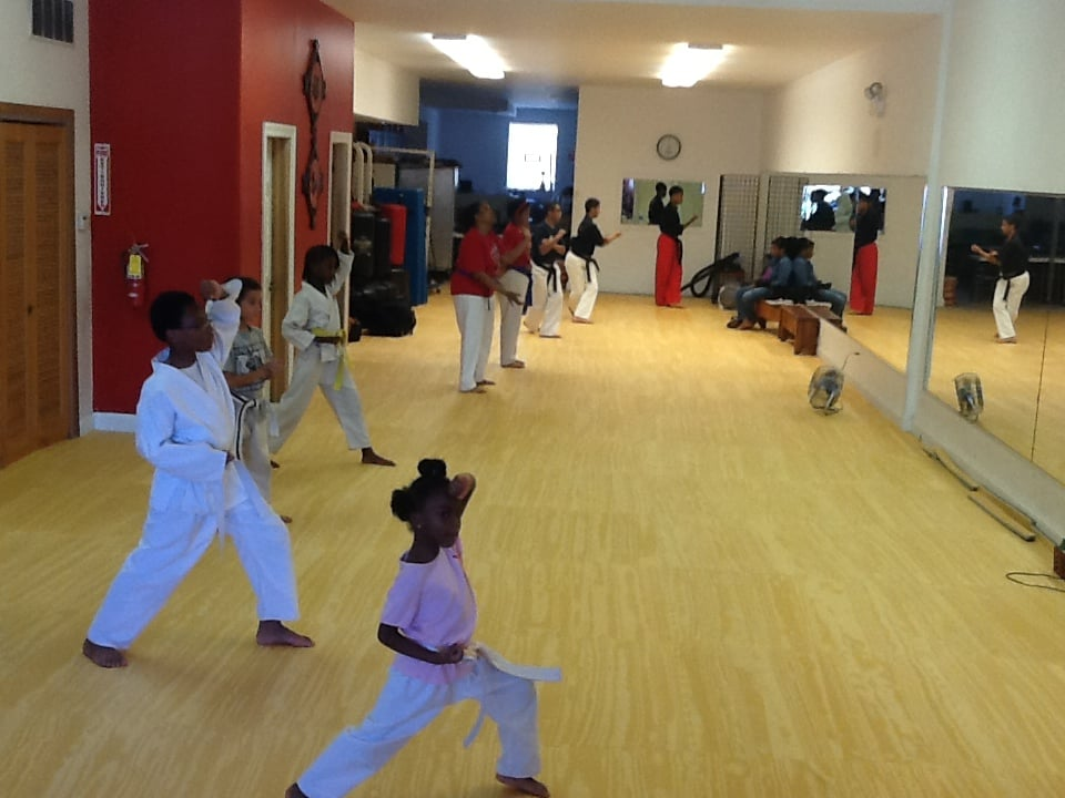 TAC Karate & Fitness