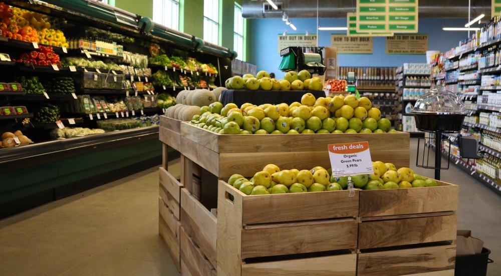 Natural Harvest Food Co-op: 732 4th St N, Virginia, MN