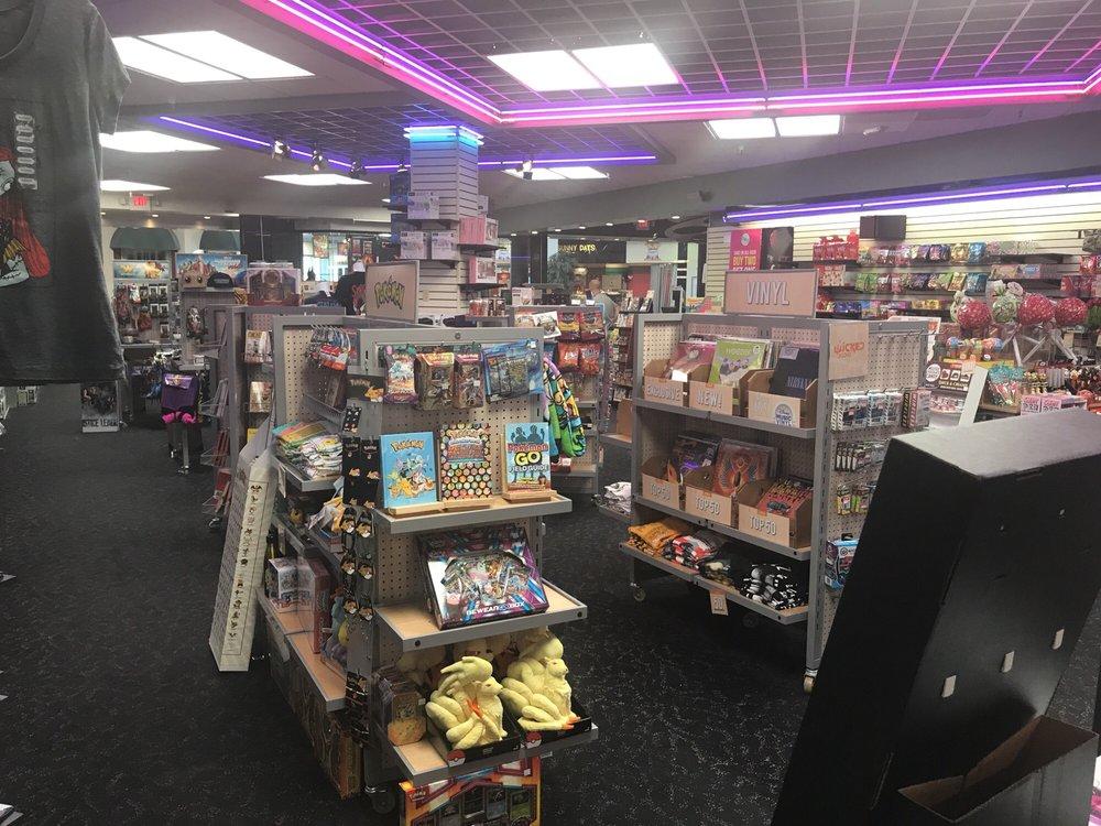 Fye: Mercer Mall, Bluefield, WV