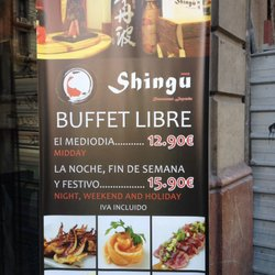 Surprising Lo Mejor En Sushi Buffet En Barcelona Ultima Actualizacion Beutiful Home Inspiration Ommitmahrainfo