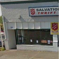 Thrift stores grants pass