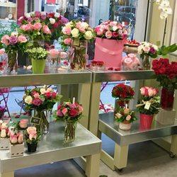Au nom de la rose demander un devis fleuriste 15 rue voltaire la garenne colombes hauts - Au nom de la rose fleuriste ...