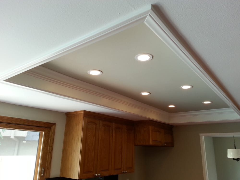 Photo Of Andrews Construction Fountain Valley Ca United States Custom Recessed Lights