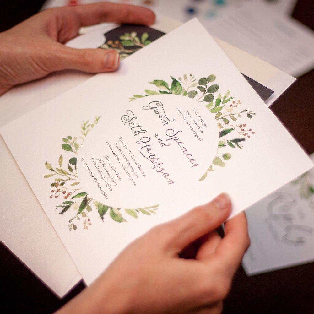 EventPrints Designer Crafted Invitations