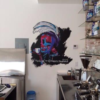 Marm Cafe New York Ny