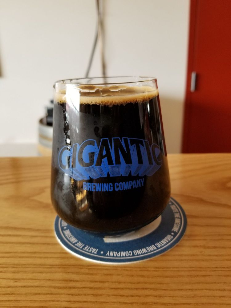 Gigantic Brewing Company: 5224 SE 26th Ave, Portland, OR