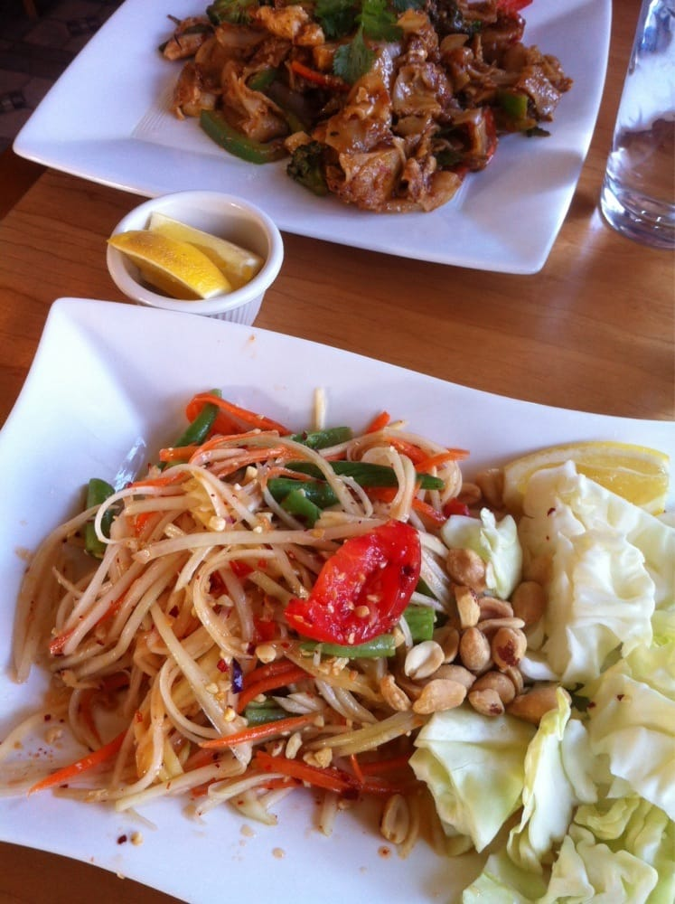 Thai Food In Silverdale