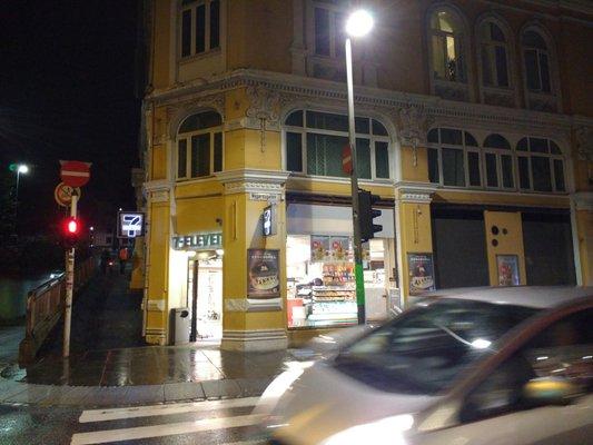 Christies Gate Bergen