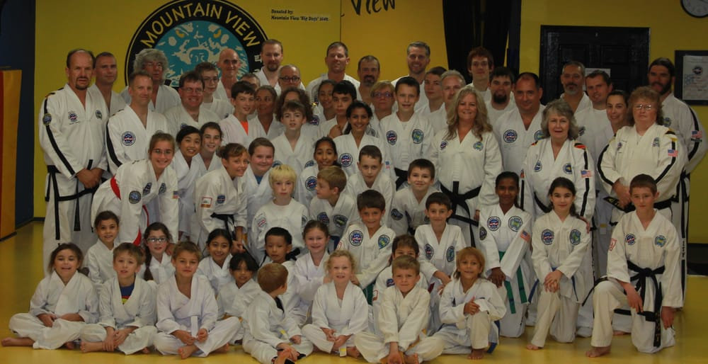 Mountain View Martial Arts & Fitness: 805 E Main St, Battle Ground, WA