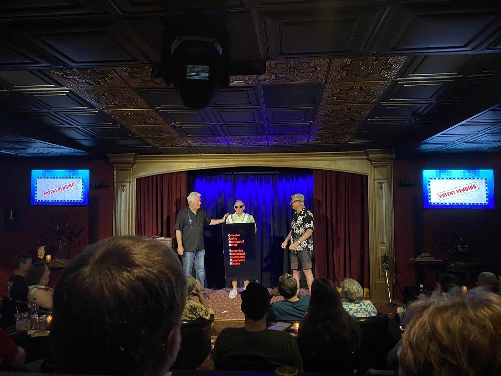 Comedy Magic Cabaret: 843 William Hilton Pkwy, Hilton Head Island, SC