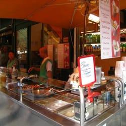Bambuskorb Grocery Naschmarkt 439 Naschmarkt Vienna Wien