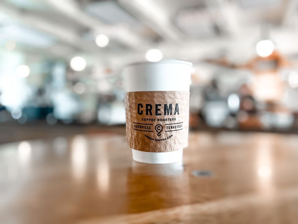 Social Spots from Crema Coffee Roasters