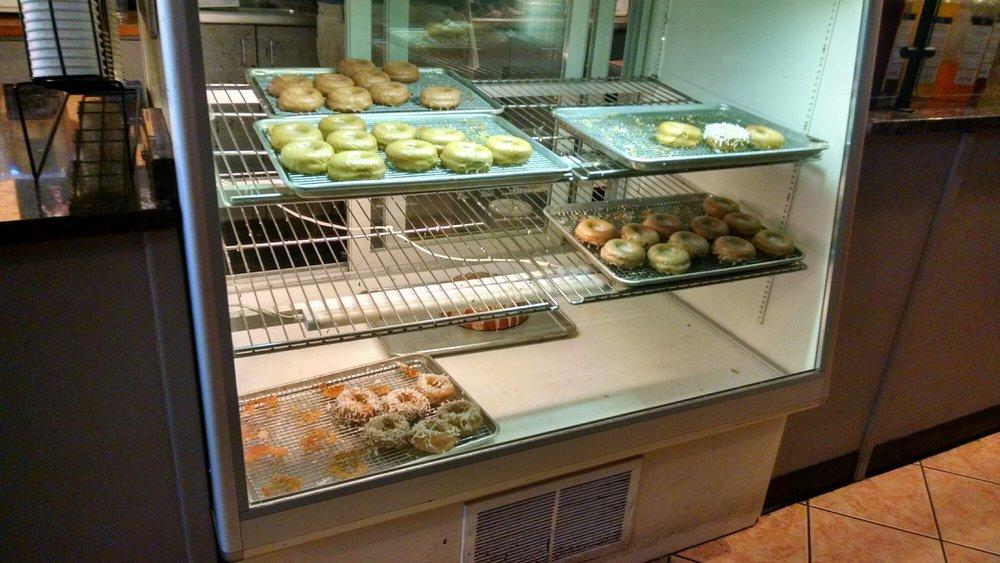 Social Spots from Glazed Doughnut Shop