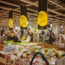 Photo Of IKEA   Montreal, QC, Canada. Time For Checkout!
