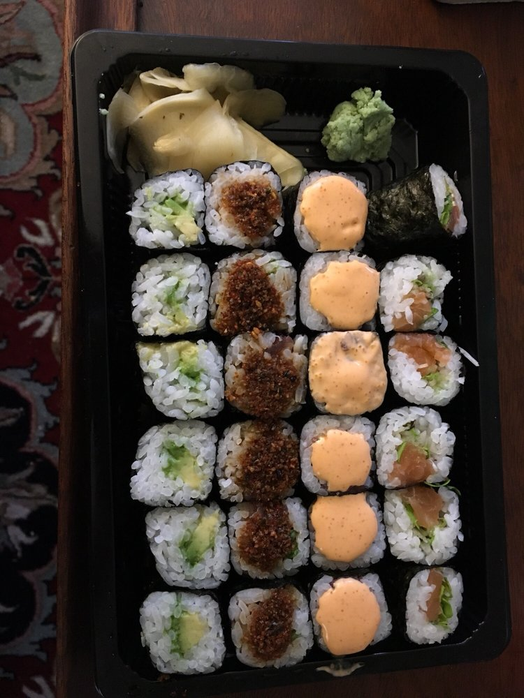 Sushi Kanpai Carryout