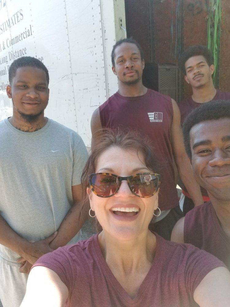 Collegiate Movers: 84 Executive Cir, Roanoke, VA