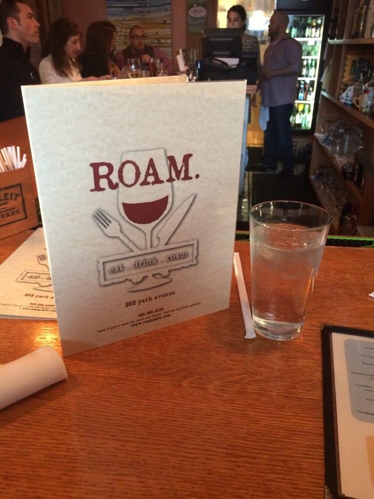 Roam Cafe Rochester Ny